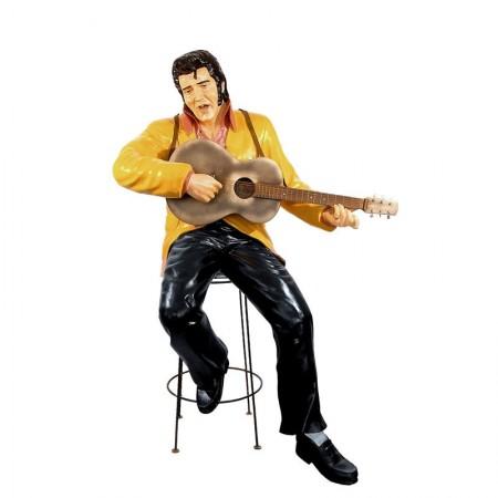 Elvis Presley 190 cm -  figura reklamowa