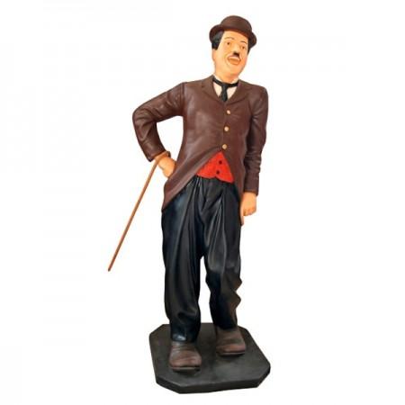Charlie Chaplin 180 cm - figura reklamowa