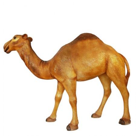 Wielbłąd 214 cm - figura reklamowa