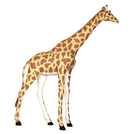Żyrafa 335 cm - figura reklamowa