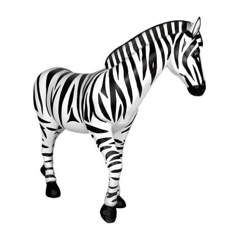 Zebra 160 cm - figura reklamowa