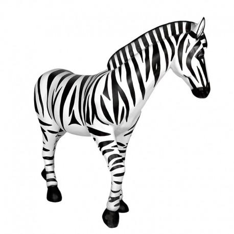 Zebra 165 cm - figura reklamowa