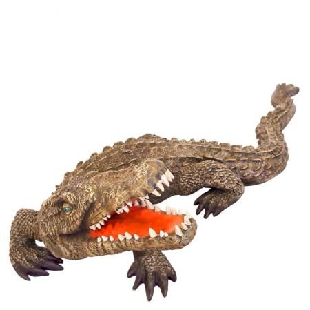 Krokodyl 180 cm - figura reklamowa