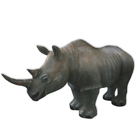 Nosorożec 170 cm - figura reklamowa
