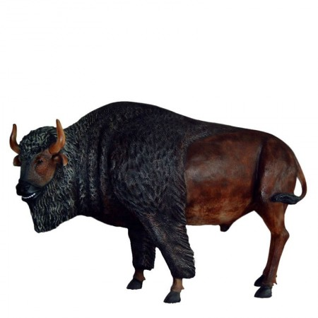 Bizon 170 cm - figura reklamowa