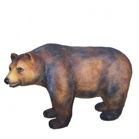 Niedźwiedź 80 cm - figura reklamowa