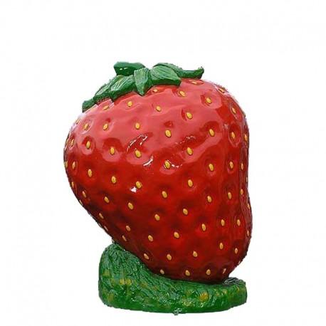 Truskawka 100 cm - figura reklamowa