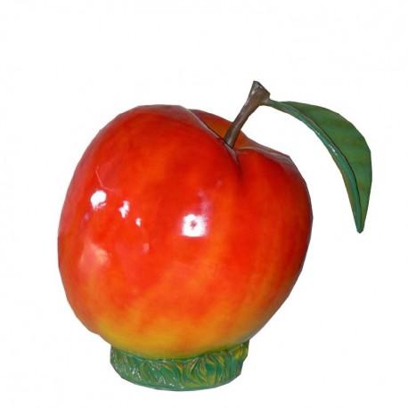 Jabłko 145 cm - figura reklamowa