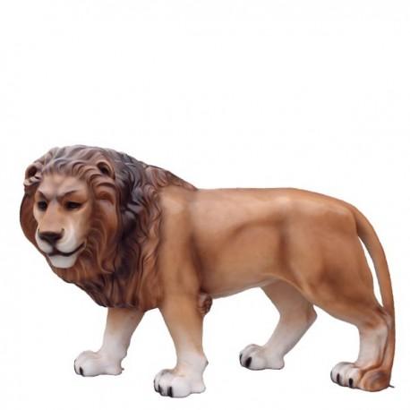 Lew 120 cm - figura reklamowa