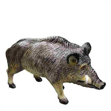 Dzik 90 cm - figura dekoracyjna