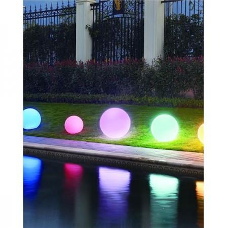 Kule podświetlane LED BOLAS 60