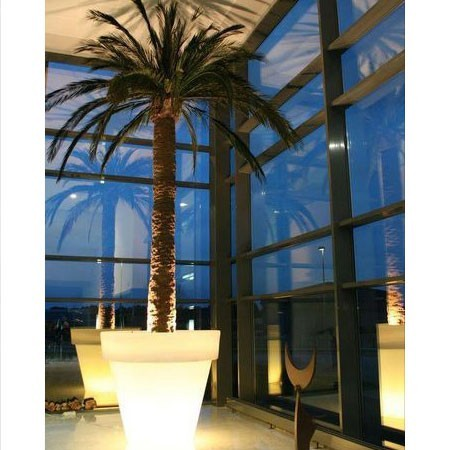 Donica podświetlana LED ELEFANTE 40