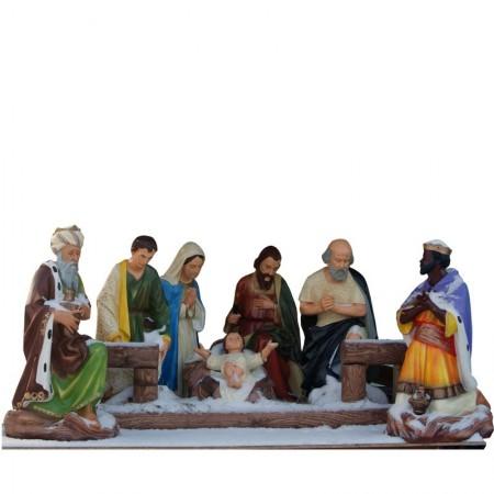 Duże figury do Szopki Bożonarodzeniowej
