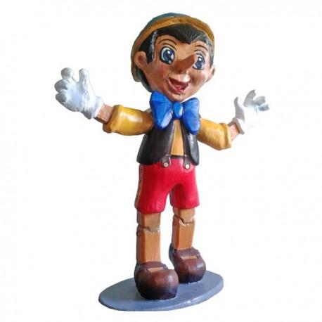 Pinokio - indywidualna figura reklamowa