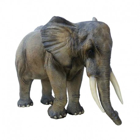 Słoń 220 cm - figura reklamowa