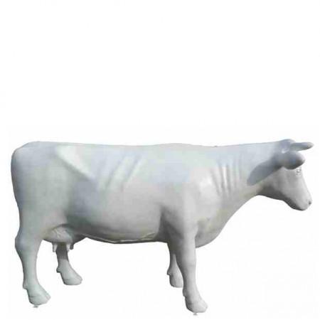 Krowa do malowania 140 cm - figura dekoracyjna