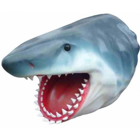 Głowa rekina 107 cm - figura dekoracyjna