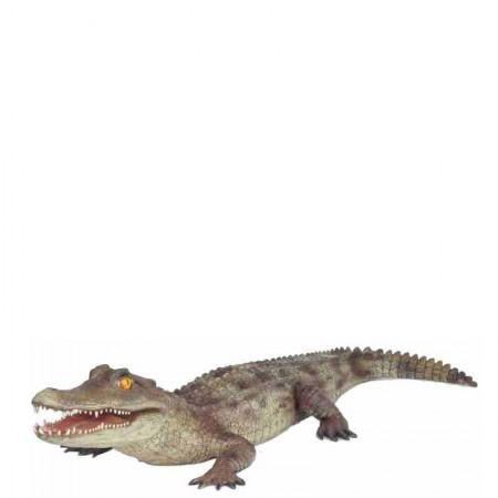 Krokodyl 198 cm - figura reklamowa