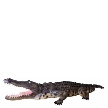 Krokodyl 320 cm - figura reklamowa