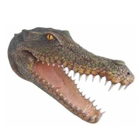 Głowa Krokodyla 80 cm - figura reklamowa