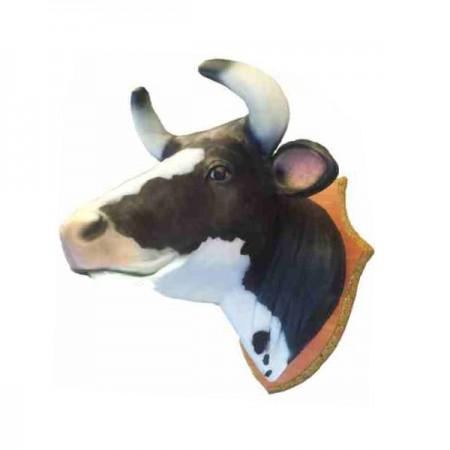 Głowa krowy 87 cm - figura dekoracyjna