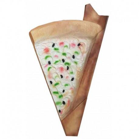 Pizza 1 kawałek - figura reklamowa -20 cm