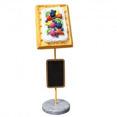 Gofr 150 cm - figura reklamowa