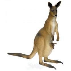 Kangur  - figura reklamowa