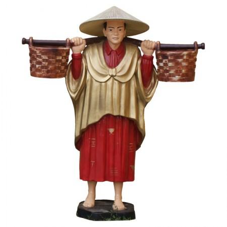 Chińczyk 180 cm - figura reklamowa