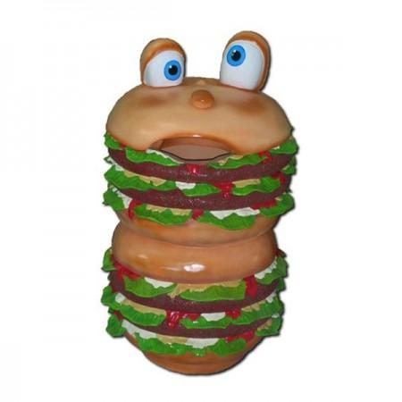 Hamburger 135 cm - figura reklamowa