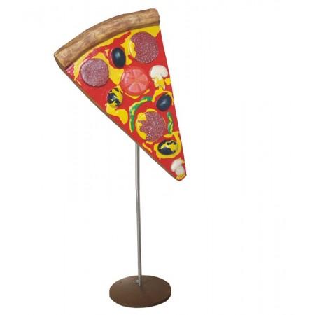 Pizza - figura reklamowa