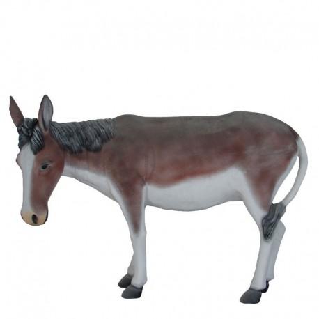 Osioł 120 cm - figura reklamowa