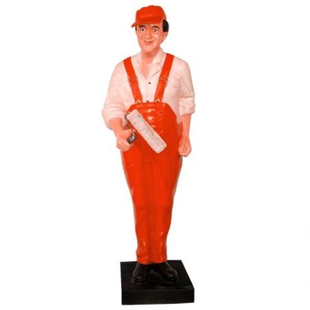 Malarz 170 cm - figura reklamowa