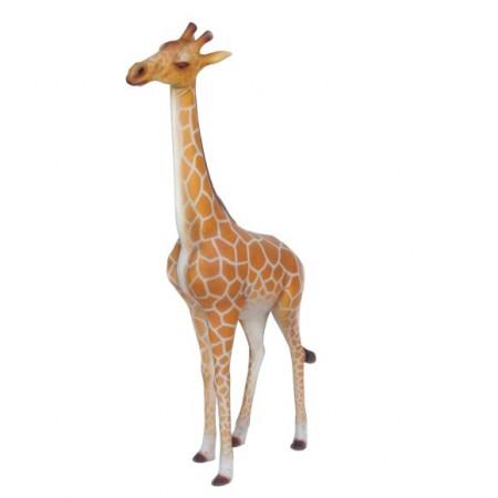 Żyrafa mała 195 cm - figura relamowa