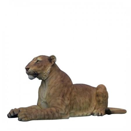Lwica 70 cm - figura dekoracyjna