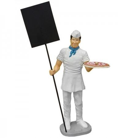 Piekarz, Pizzerman 175 cm - figura reklamowa